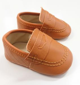 Baby loafers - brun