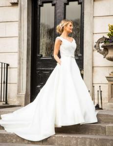 Bröllopsklänning Sandra