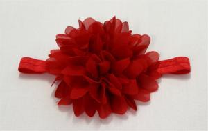 Hårband Dalia - röd