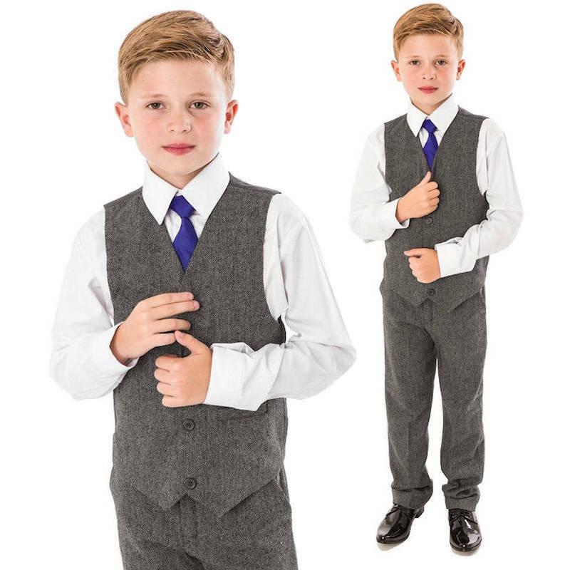 Tweed kostym Herman