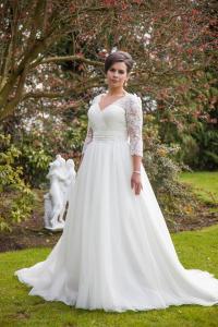 Brudklänning Tanya