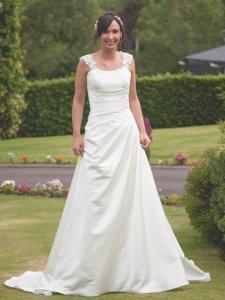 Brudklänning Emilia