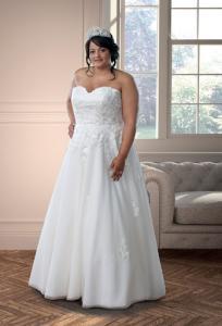 Brudklänning 1040