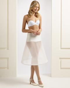 Underkjol till kort klänning
