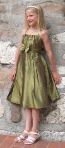 Näbbklänning Kristina
