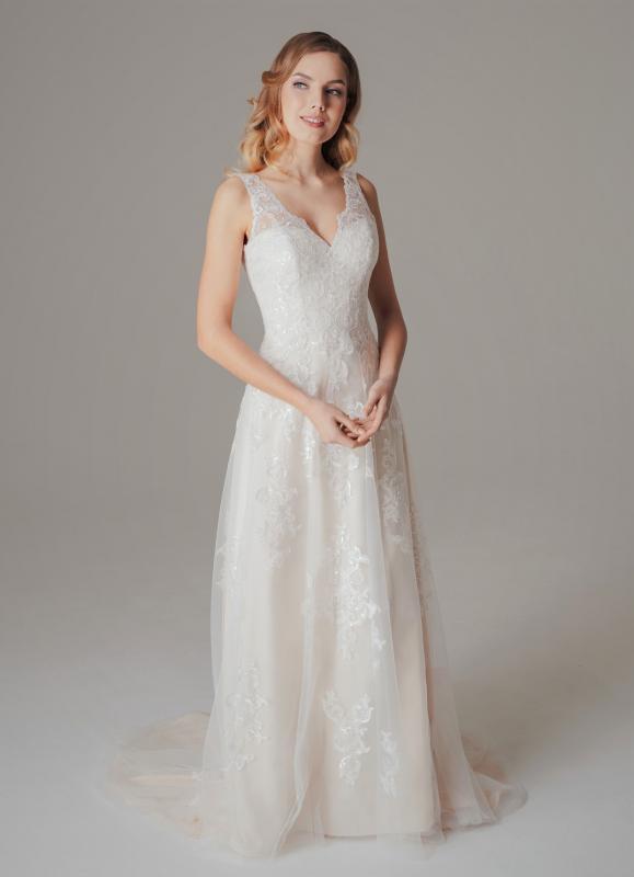 Brudklänning Kaisa