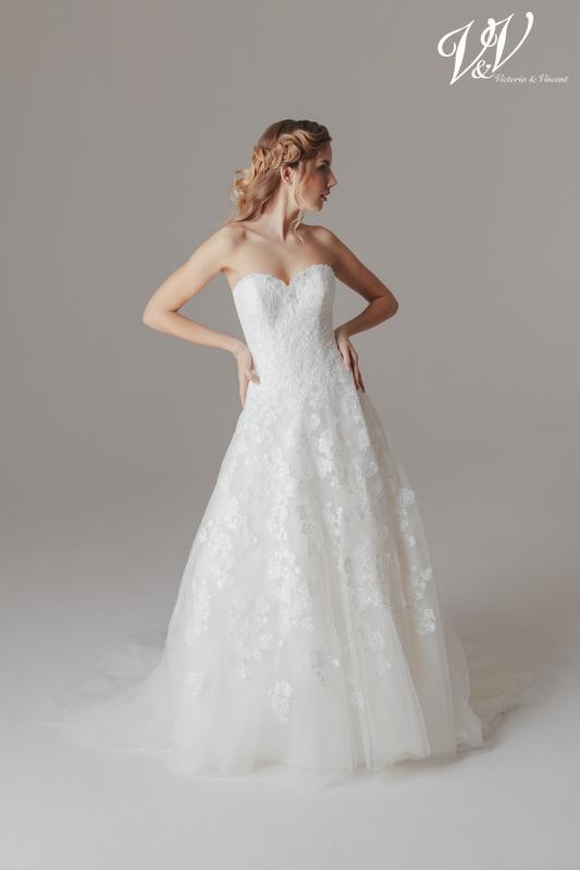 Brudklänning Kamila