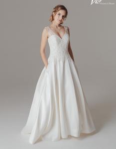 Bröllopsklänning Kati