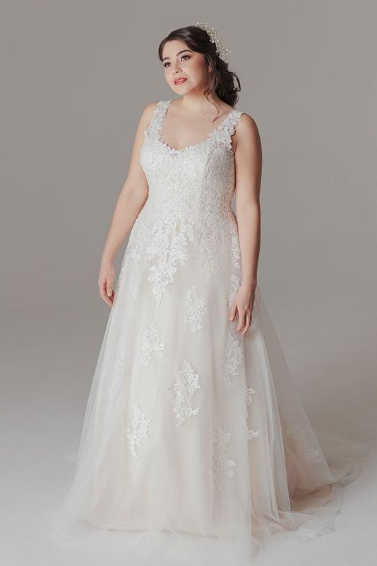 Brudklänning Kikka