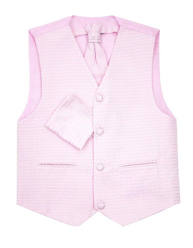 Väst barn rosa - Diamant