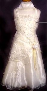 Finklänning / näbbklänning Clarissa