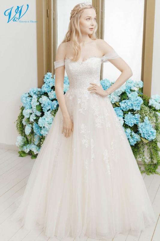 Brudklänning Linda