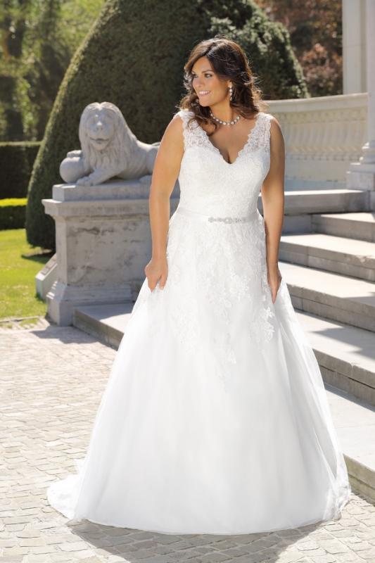 Brudklänning Leona
