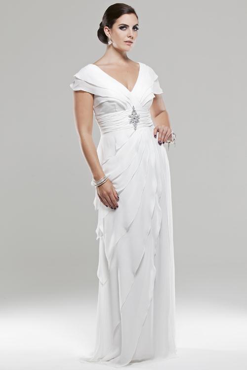 Brudklänning Britta