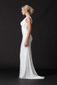 Brudklänning Elsa