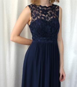 Balklänning Jennifer - mörkblå