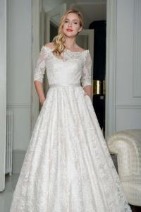 Bröllopsklänning Diana