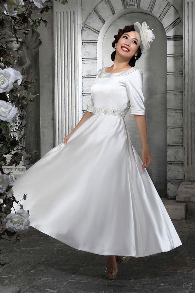 edffc98ca8b1 Brudklänning Angelina