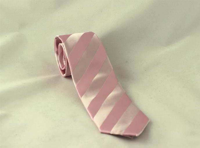 Rosarandig slips - barn