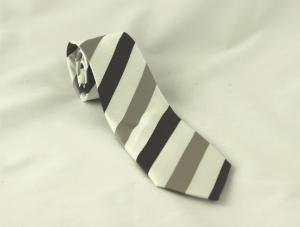 Randig slips brun - barn