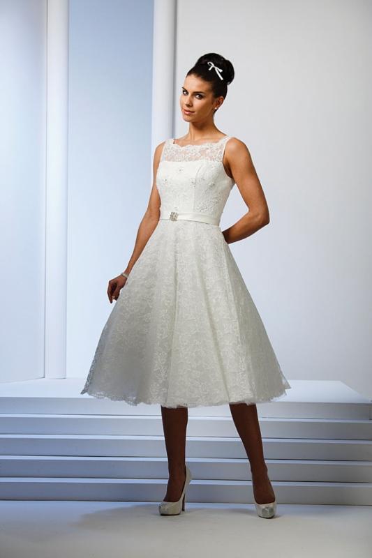 Brudklänning 14211