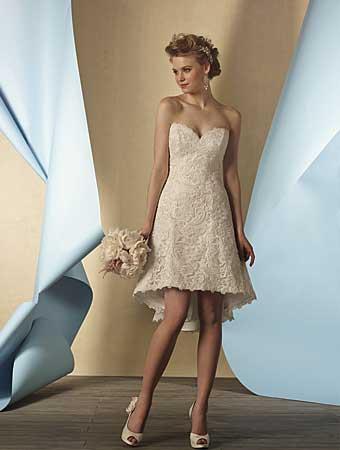 Brudklänning Caroline