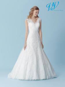 Brudklänning Hella
