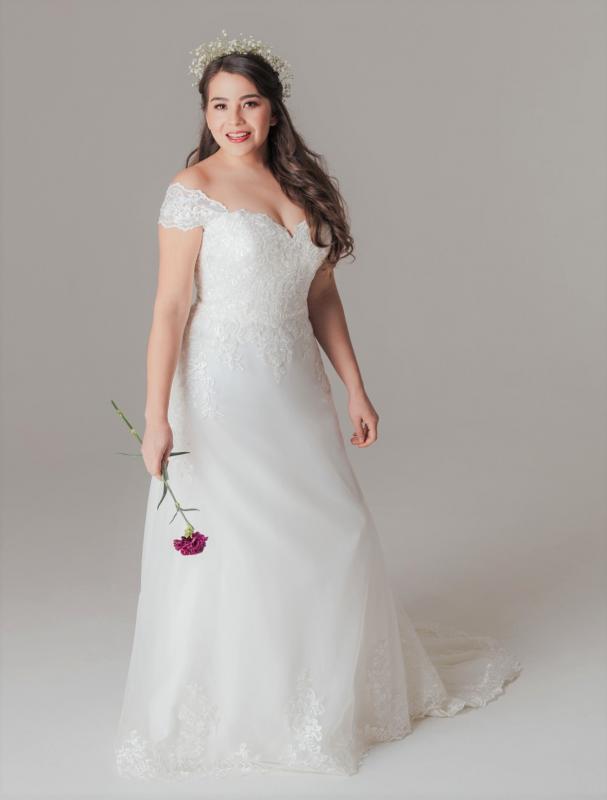 Brudklänning Kuonrada