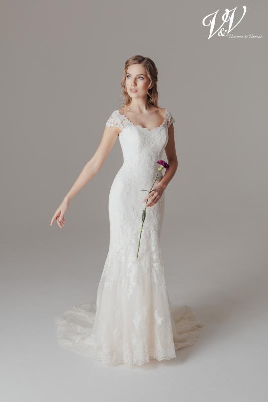 Brudklänning Victoria & Vincent Kira