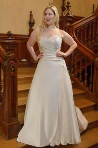 Brudklänning WP261