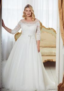 Bröllopsklänning WP356