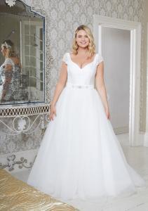 Bröllopsklänning WP366