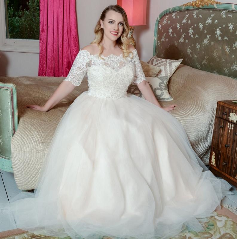 Brudklänning Stephanie