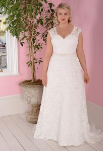 Brudklänning WP415