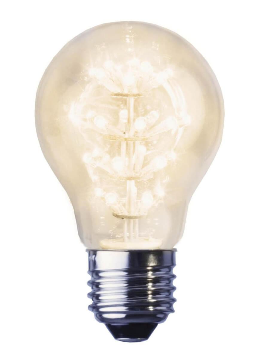 E27 Decoline Klot 1.4W 2100K 150lm LED Lampa Star Trading AB