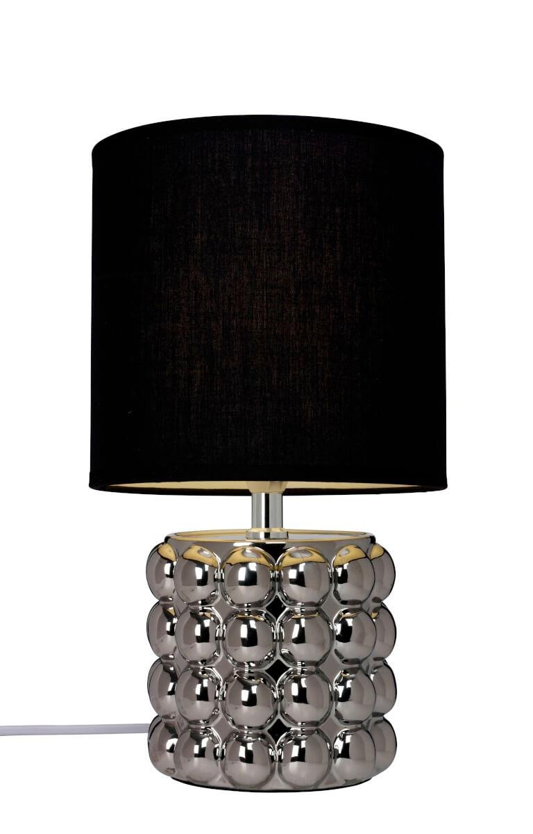 KUPOL Bordslampa 33,5cm KromSvart