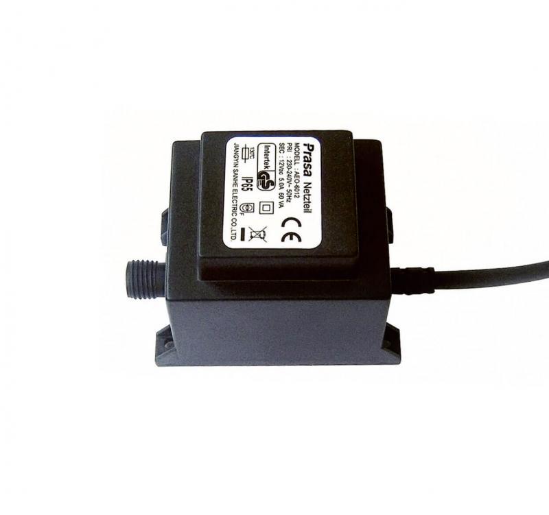 BOLTHI Transformator 60W 12V IP65