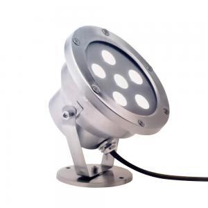 Mega LED Spotlight 6W IP66 12V