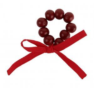 ACCESSORIZE Ljusmanschett 7-pack 4cm Röd