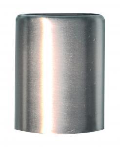 ACCESSORIZE Ljusmanschett 7-pack Borstad stålhylsa