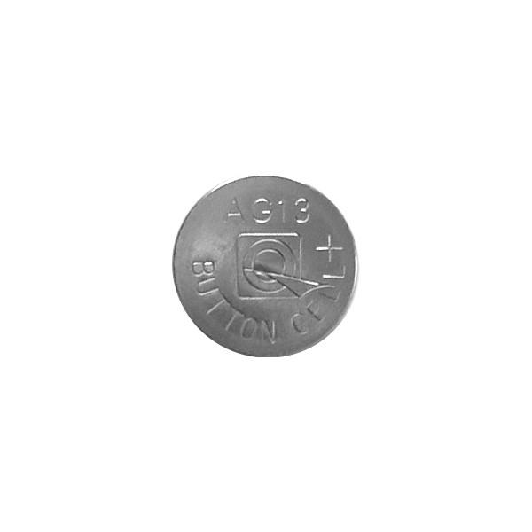 AG13/LR44 Batteri 6-pack Silver