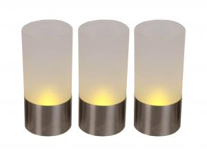 FROST LED-Ljus 3-Pack 10cm LED Frostad