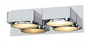 MELLERUD Vägglampa 2L 22cm IP44