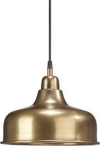 DETROIT Tak/Fönsterlampa 26cm Antikmässing