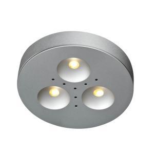 KAPPA Bänkbelysning 3-Set 7cm Silver