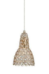 FIA Fönsterlampa 12cm Guld/Brilliant