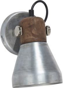 ASHBY Väggspot 20cm Pale Silver