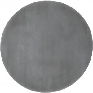 ATMOSPHERE FULLMOON Vägglampa 25cm Pale Silver