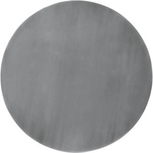ATMOSPHERE FULLMOON Vägglampa 35cm Pale Silver