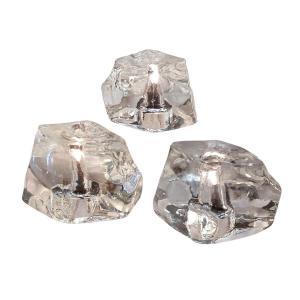 EDILIGHT Ljusstenar 3-Pack 12v Klar 11cm